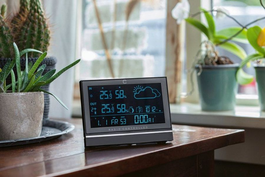 Cresta's product portfolio includes clocks and weather stations