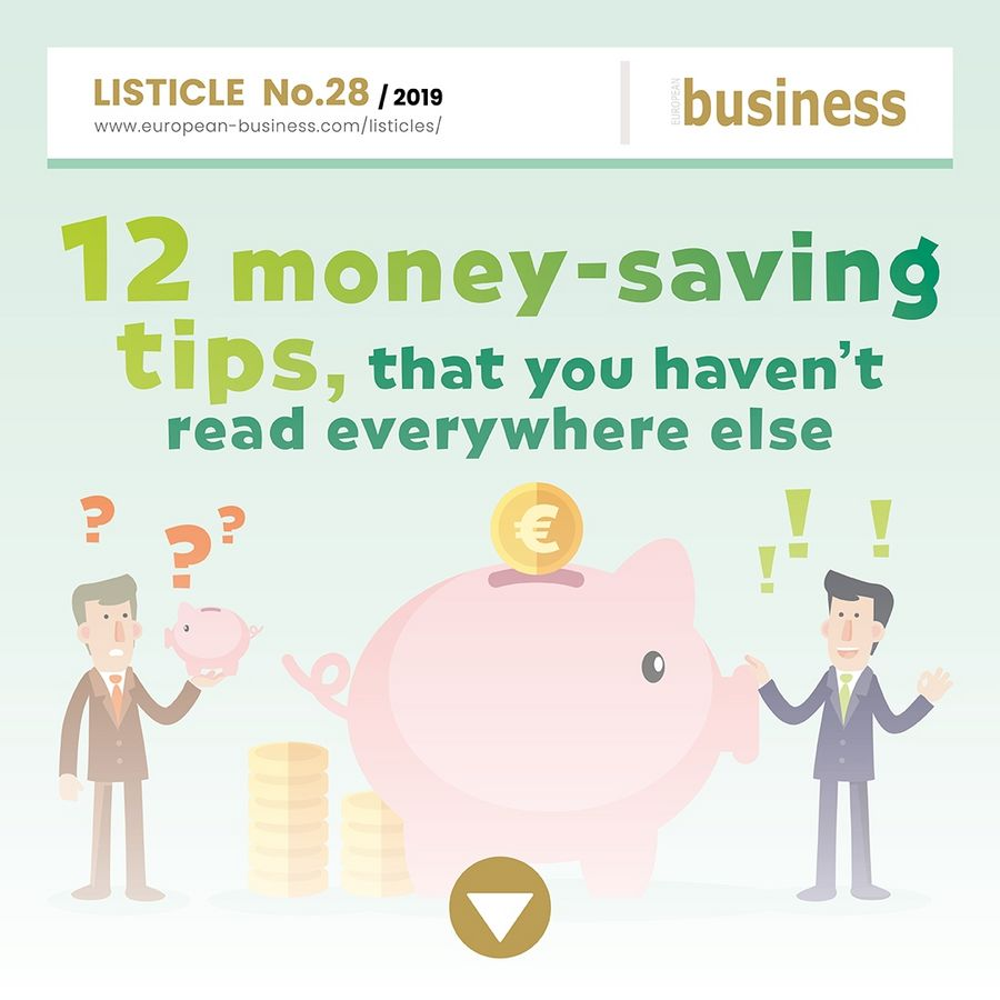 12 money-saving tips that you haven't read everywhere else