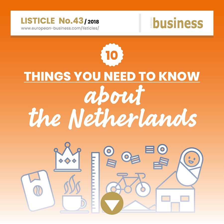 10 things you need to know about the Netherlands