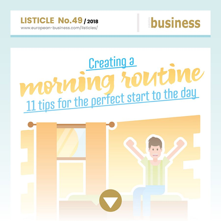 Creating a morning routine: 11 tips for the perfect start to the day