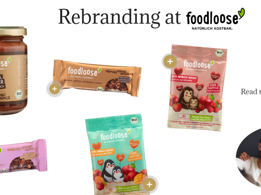 """We want to be THE more natural and better alternative in the snack market"""