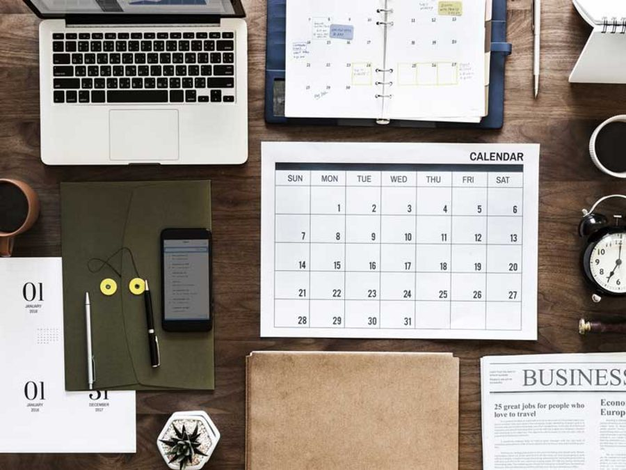Scheduling: How to manage your schedule