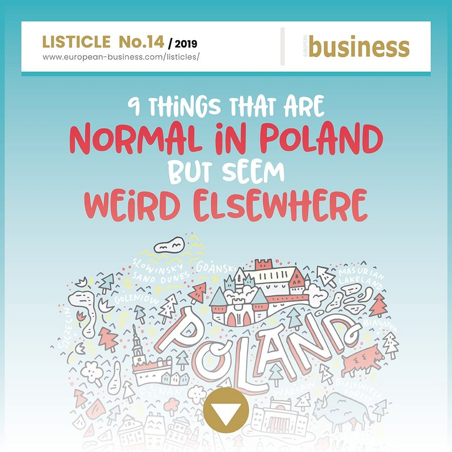 9 things that are normal in Poland but seem weird elsewhere
