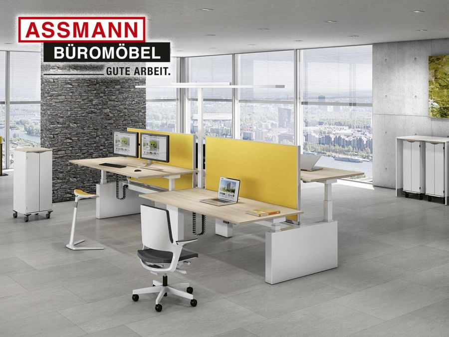 ASSMANN Büromöbel Ranked 14th Top Employer Among Germany's Family-Owned SMEs