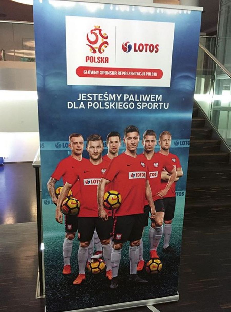 Lagardère Sports Poland's core sport is football