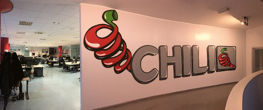 CHILI is headquartered in Milan