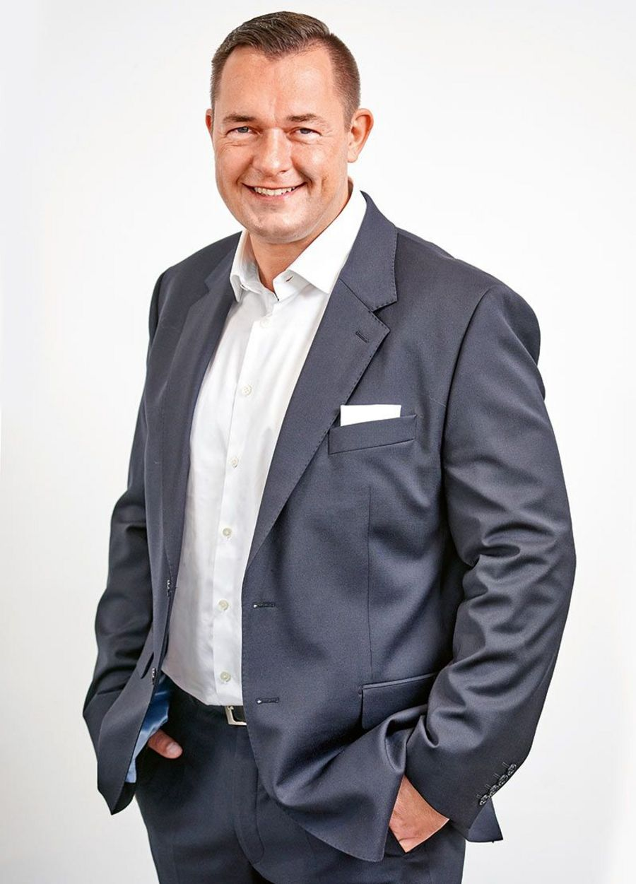 Kuchenmeister Managing Director Marketing and Sales Oliver Lahode