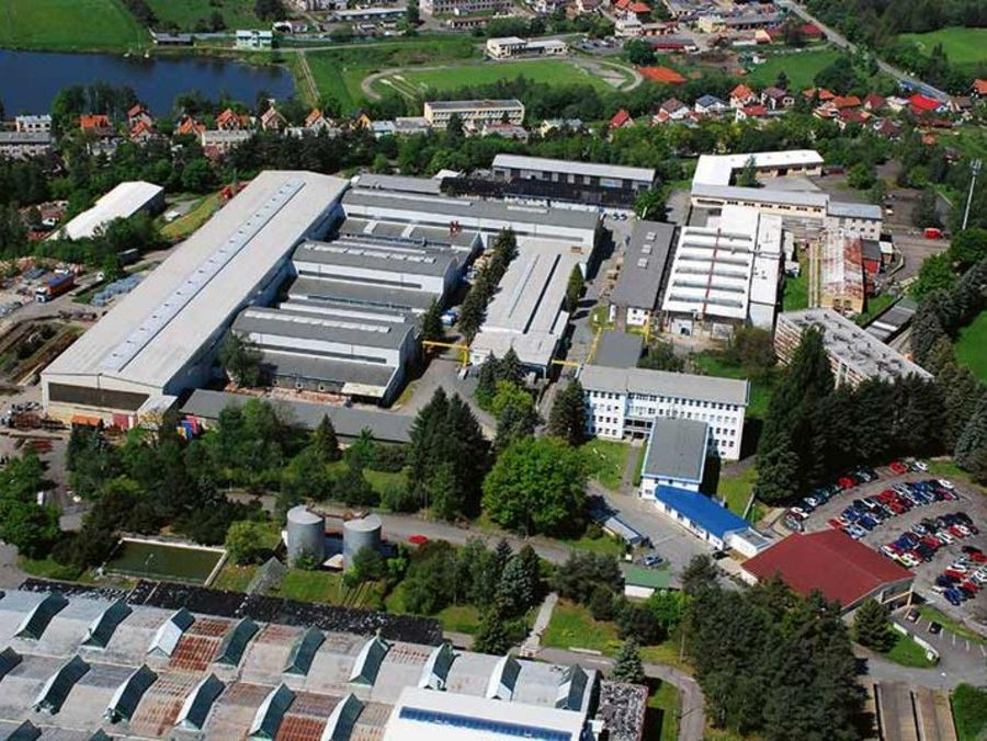 STROS is headquartered in Sedlcany in the Czech Republic