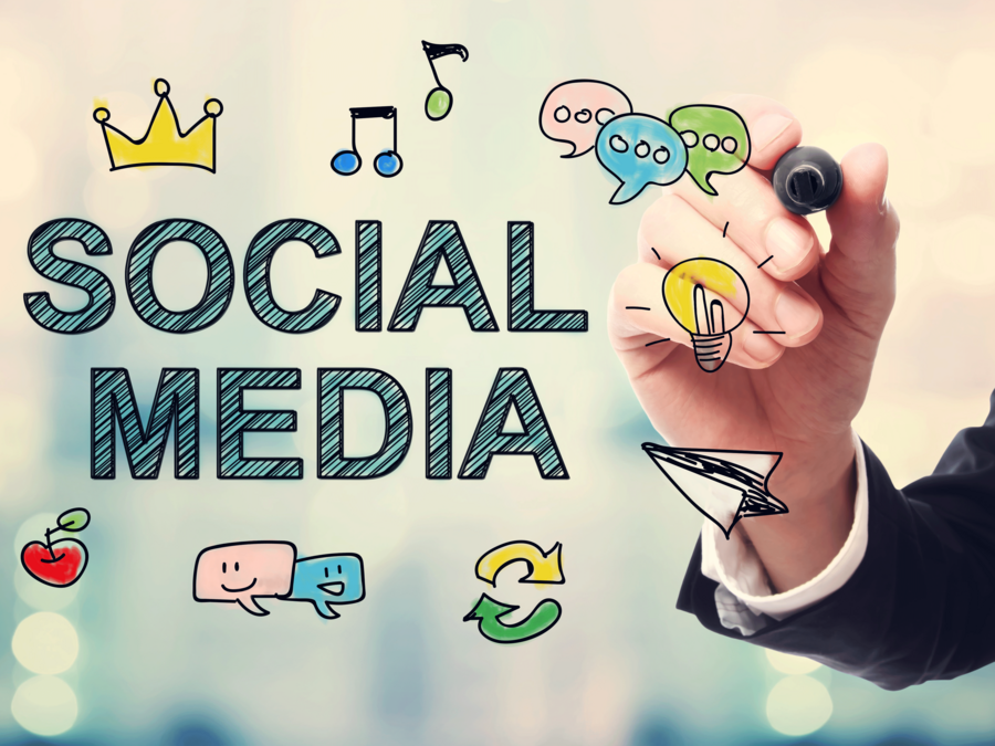 Is social media helping or hindering your career progression?