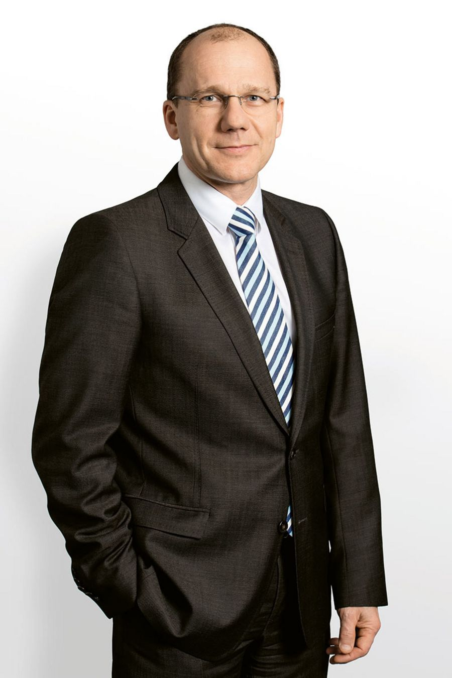 Philippe Durr, Director of Romande Energie Commerce SA