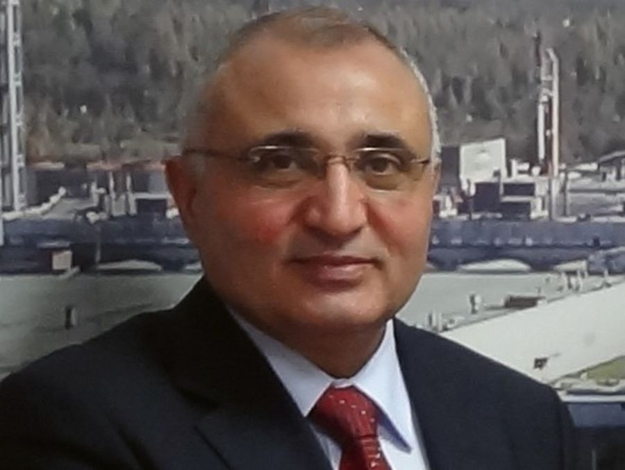 Ali Sapmaz, CEO of AB Etiproducts Oy