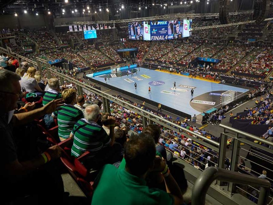 The BudapestAréna has capacity for audiences of up to 12,500