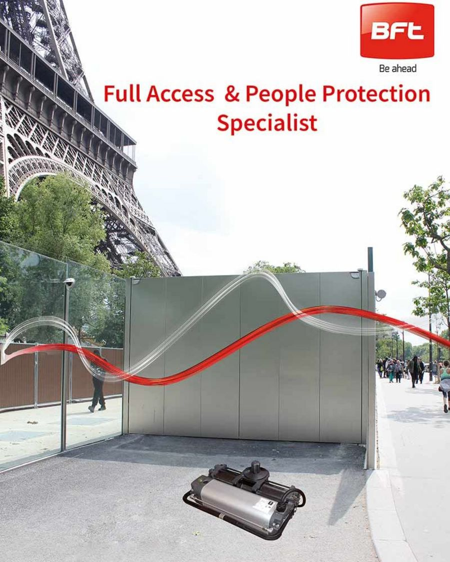 BFT full access & people protection specialist
