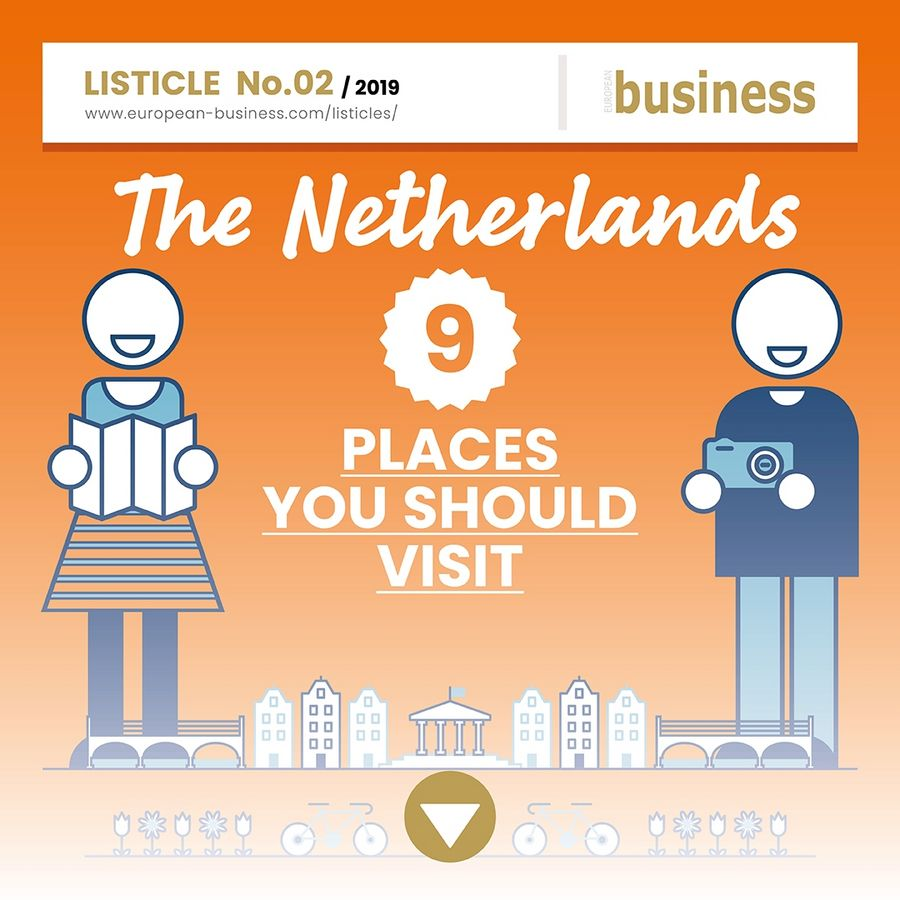 The Netherlands – 9 places you should visit