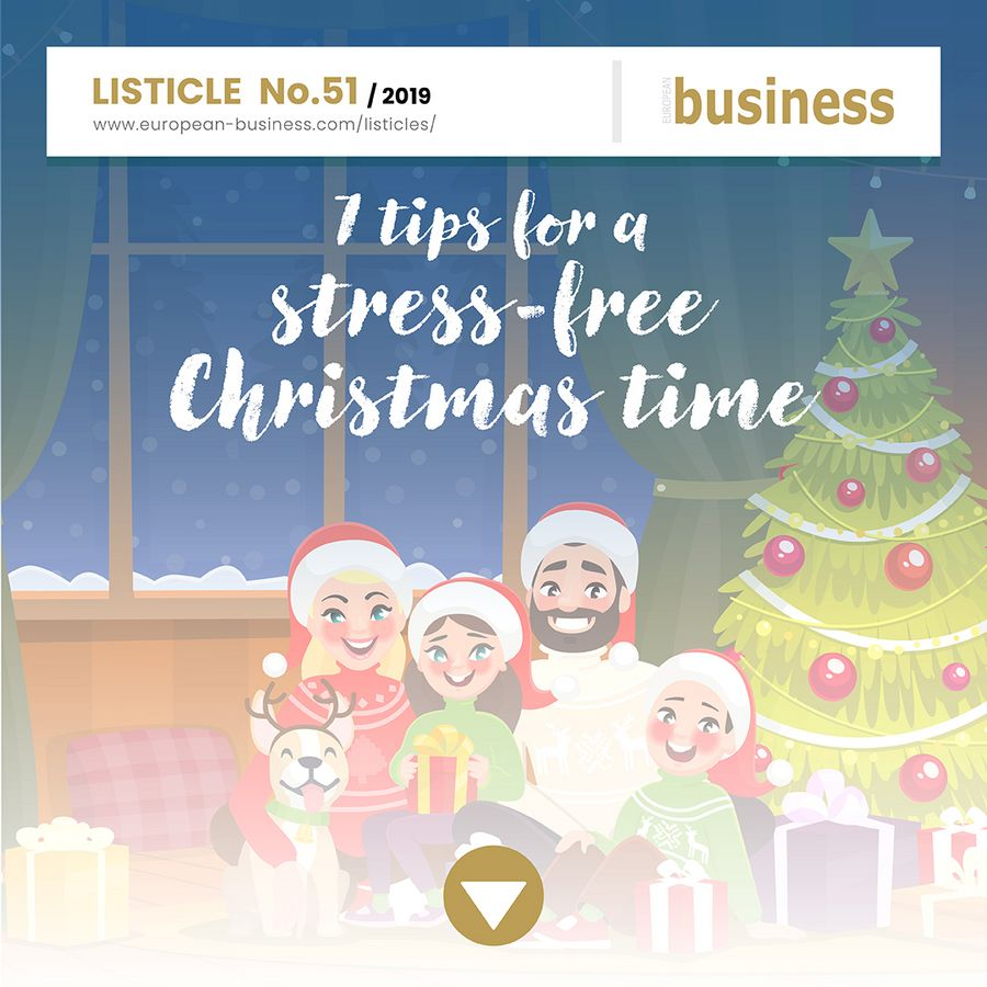 7 tips for a stress-free Christmas time
