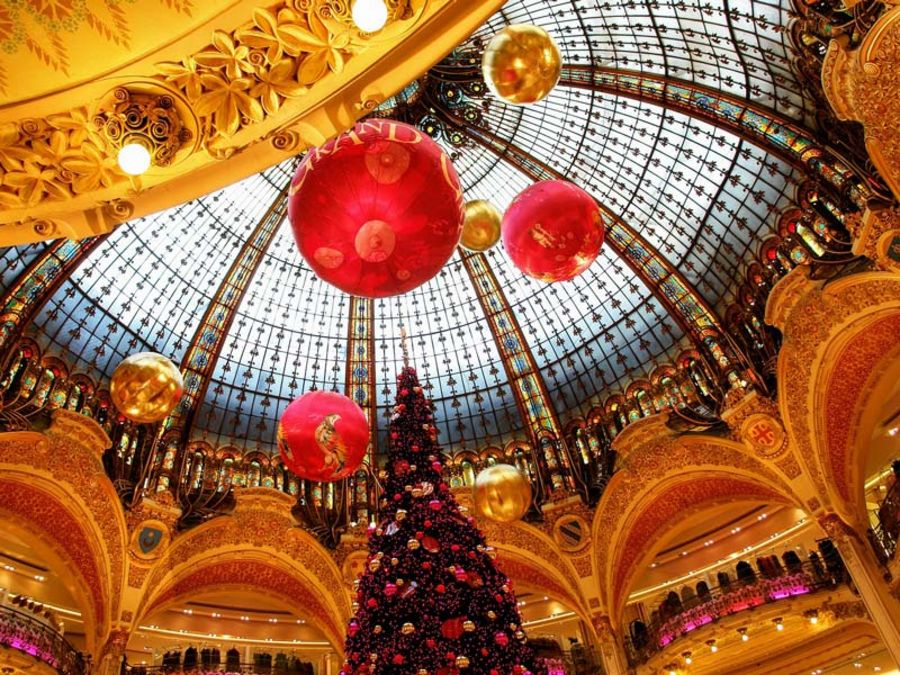 Celebrating Christmas in France