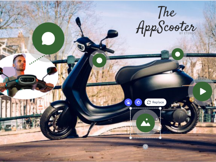 AppScooter: A scooter to cruise into the future