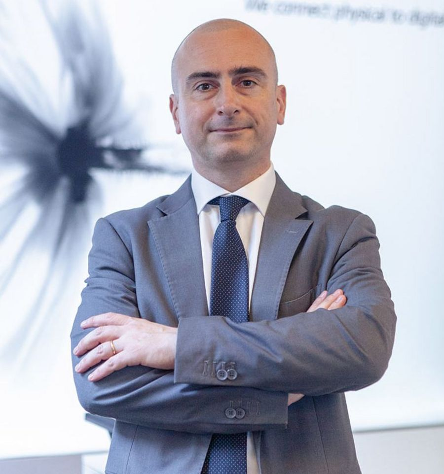 Alessandro Faccendetti, Managing Director of Swiss Post Solutions S.p.A.