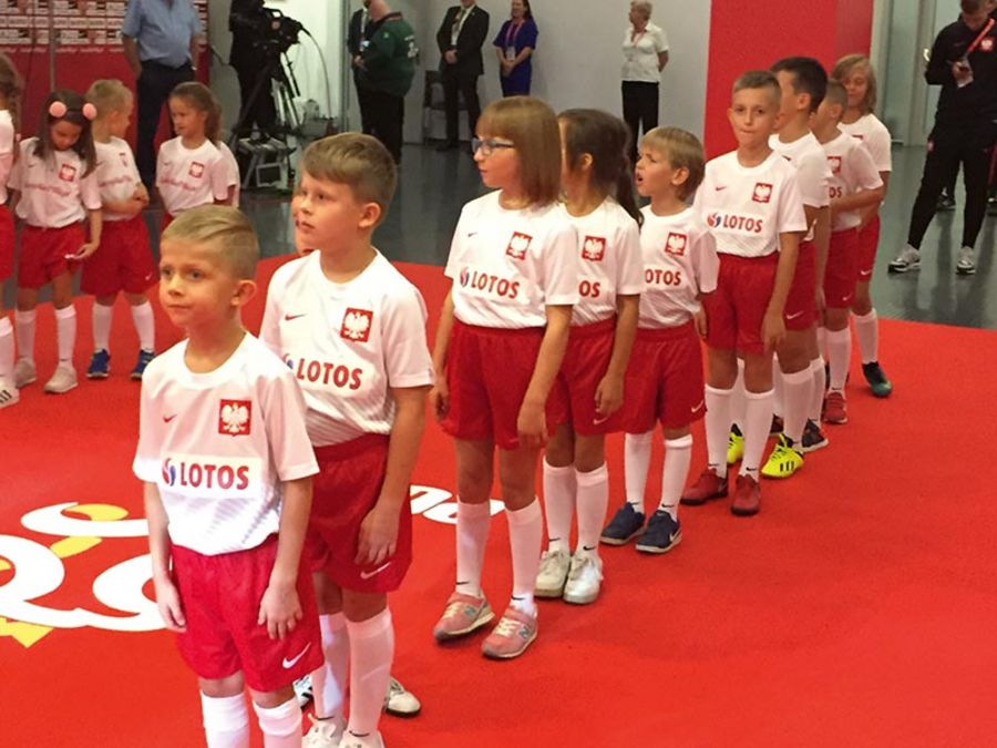 The oil company Lotos has been a proud sponsor of Polish football teams thanks to Lagardère Sports Poland