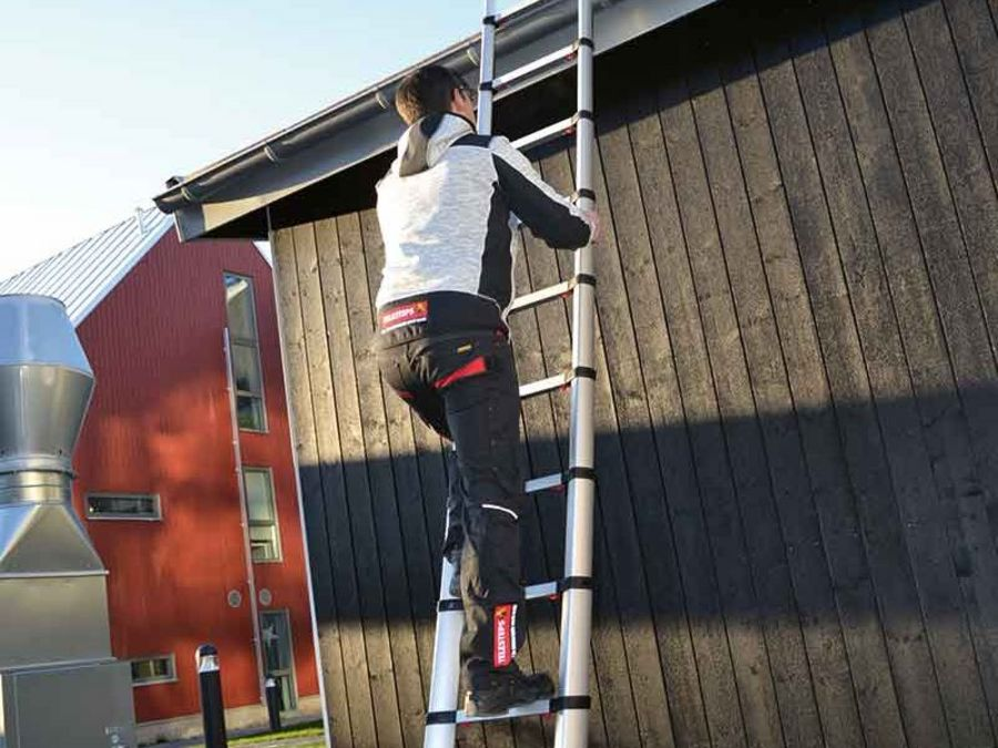 Telesteps – synonymous with the most innovative ladders