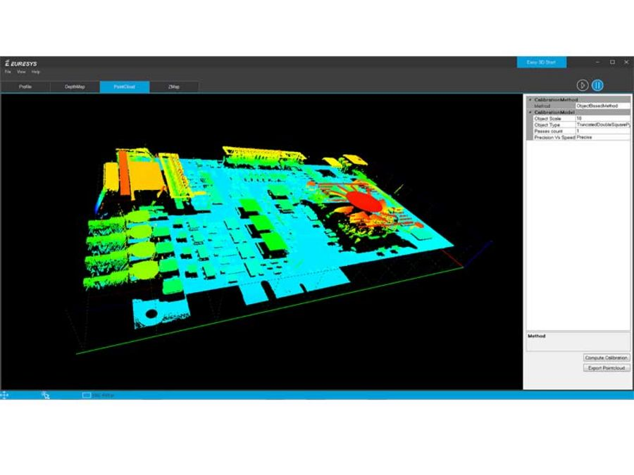 3D is one of the key future trends for which Euresys is developing new inspection technology