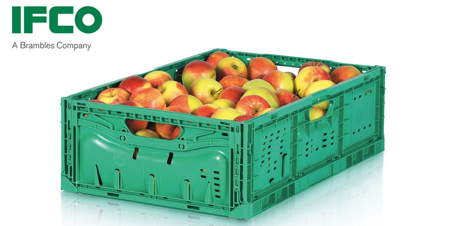IFCO Systems transport cases for fruits