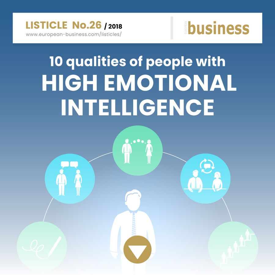 0028_10 qualities of people with high emotional intelligence