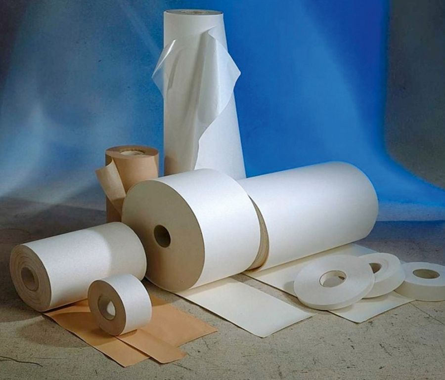 Norgeplaster semi-finished adhesive coated products