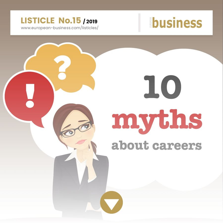 10 myths about careers