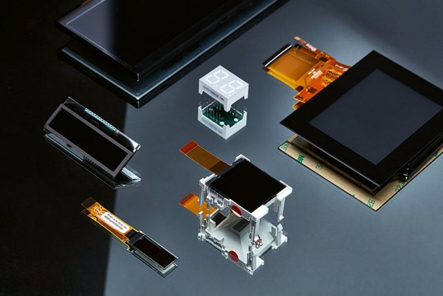 DMB Technics offers design and prototyping of displays