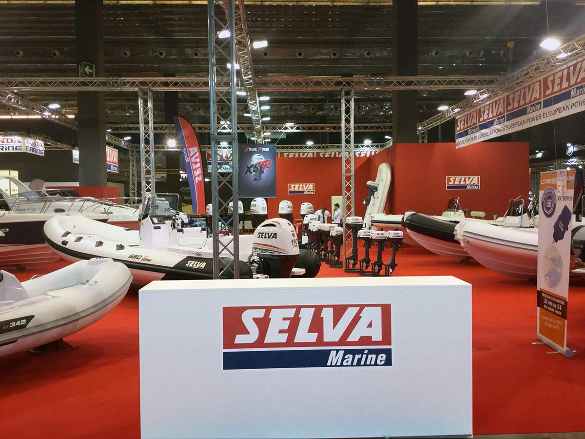 Selva Antibes Outboard Manual