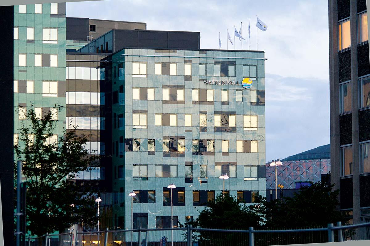 stockholm office. Vattenfall Eldistribution\u0027s Head Office In Solna, Stockholm