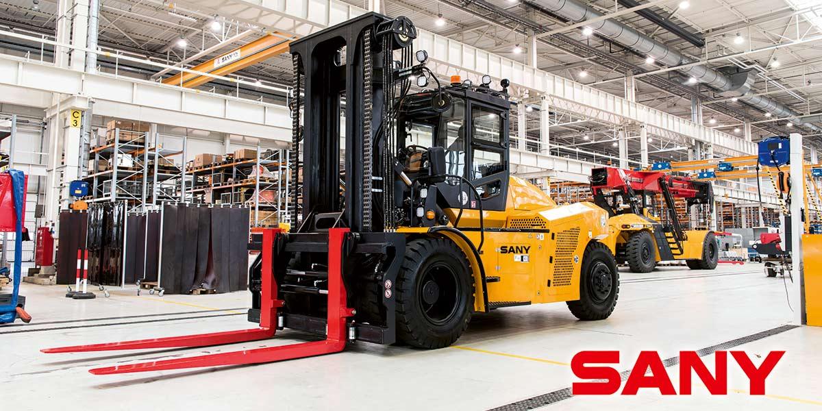 SANY Europe GmbH // European Business