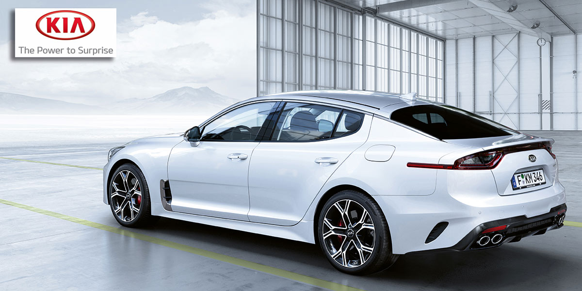 The Kia Stinger U2013 As COO Michael Cole Puts It, U201cthe Most Powerful,  Fastest Accelerating And Most Enjoyable Vehicle Kia Has Ever Madeu201d