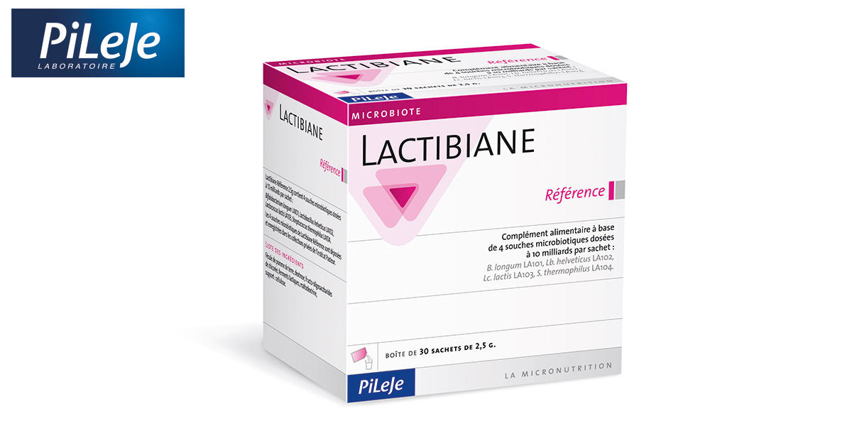 e31a985a7bba0 Lactibiane Référence contains four microbiotic strains in the dose of ten  billion