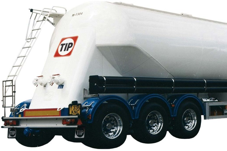 TIP Trailer Services Netherlands B V  // European Business