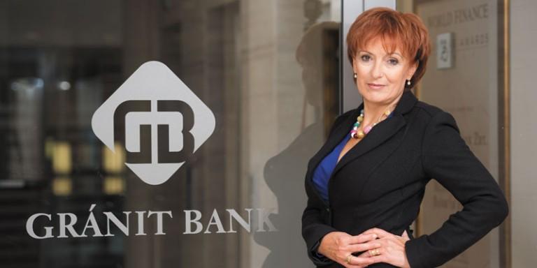gránit bank zrt. // european business, Garten und Bauten