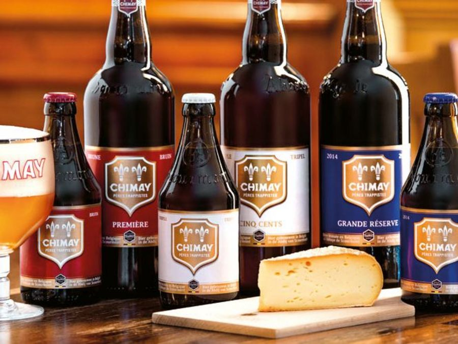 Twinned for a savoury experience: beer and cheese in the Trappist tradition