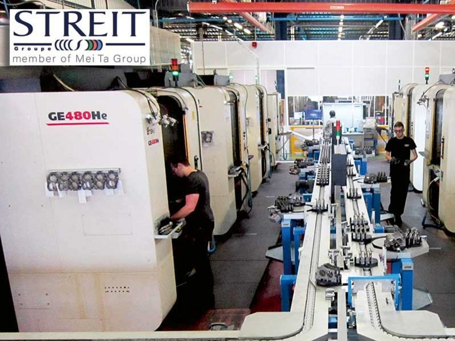Streit Groupe: Ready for the next generation of engines